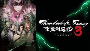 Thunderbolt Fantasy 東離剣遊紀3